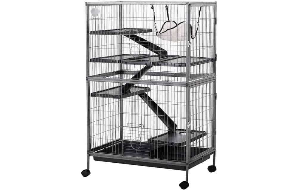 PawHut 50 Inch cage