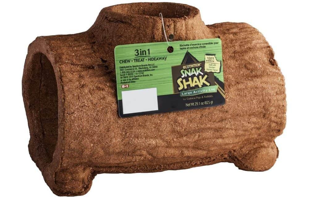 Ecotrition Snack Shak Edible Hideaway