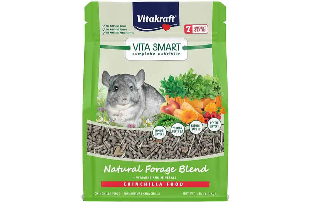 Vitakraft Vita Smart Chinchilla Food